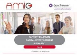 Rapport d'activité des acteurs marocains du capital investissement