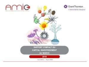 Rapport d'impact du capital investissement au maroc