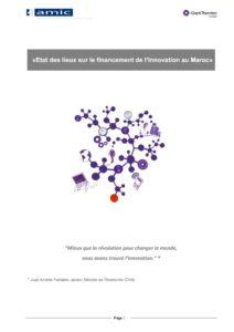 Etat des lieux et financement de l'innovation au Maroc