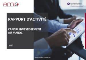 Rapport d'activité: Capital Investissement au Maroc