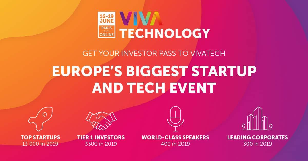 Viva Technology - investors