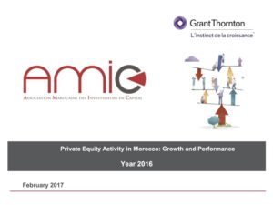 Private Equity Activity in Morocco: Growth and Performance